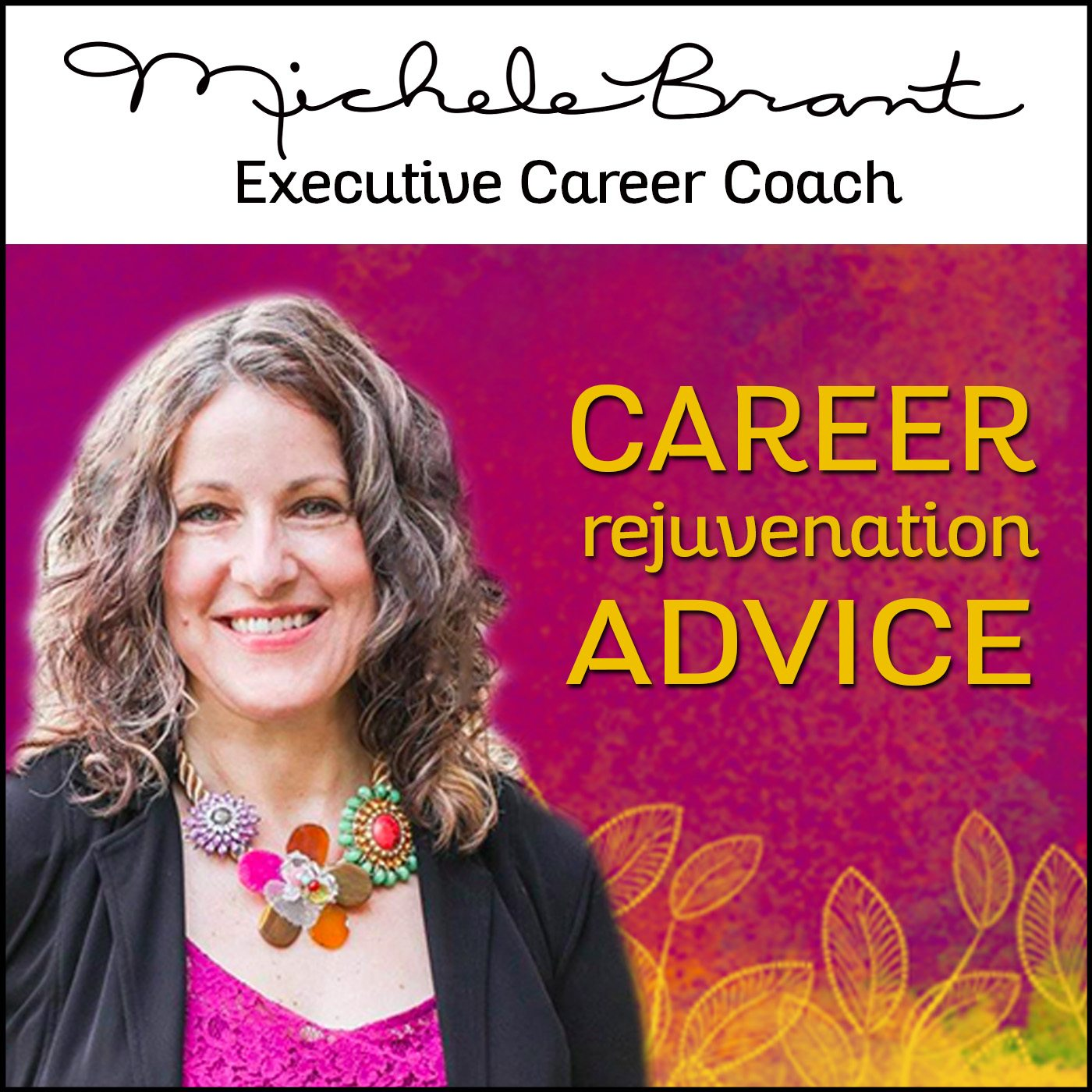 Career Rejuvenation Advice